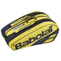 Tenisový bag Babolat Pure Aero Racket Holder X12  2019