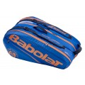 Tenisový bag Babolat Pure Aero Racket Holder X12  Roland-Garros