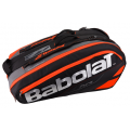 Tenisový bag Babolat Pure Strike Racket Holder X12  Black 2017