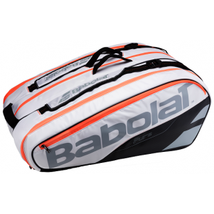 Tenisový bag Babolat Pure Strike Racket Holder X12  White  2017