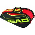 Tenisový bag HEAD Extreme 9R  Monstercombi black/red