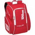 Tenisový batoh Wilson Tour V Backpack Large Red