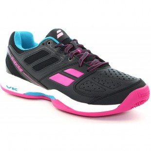 Babolat Pulsion clay women - grey pink