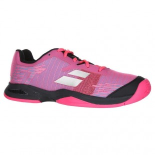 Tenisová obuv Babolat Jet All Court Jr pink/black