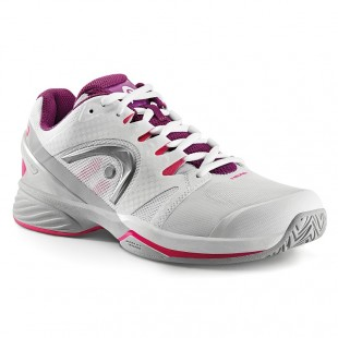 Head Nitro Pro Women White/Purple