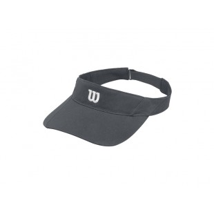 Wilson Rush Knit Visor Ultralight - Dark Grey