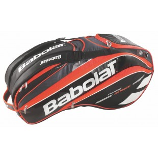 Tenisový bag Babolat Pure Strike Racket Holder X12 2015