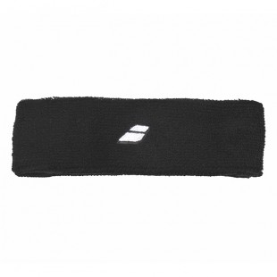 Čelenka Babolat Headband Double Line - Black
