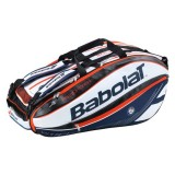 Tenisový bag Babolat Pure Aero Racket Holder X12 French Open 2016