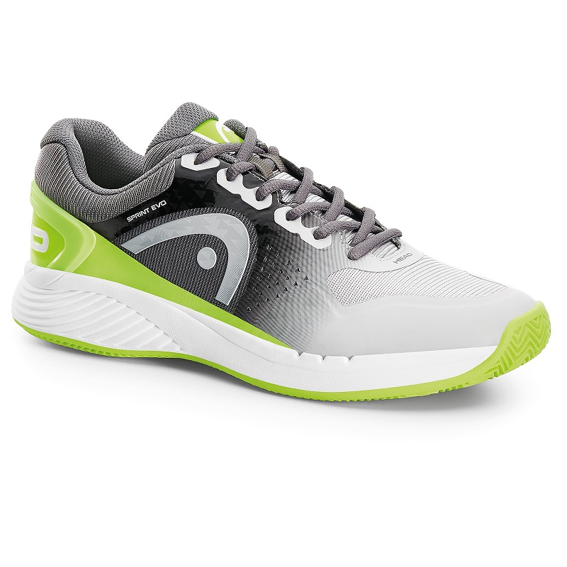 Tenisová Obuv HEAD Sprint Evo Clay Men neon green EUR 46,5 (UK 11,5)