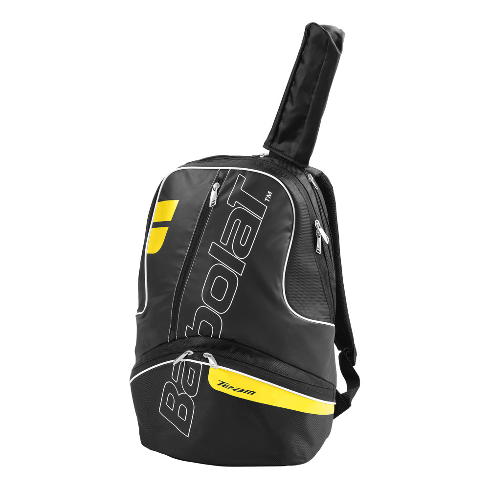 Tenisový batoh Babolat Team Line backpack Yellow 2016