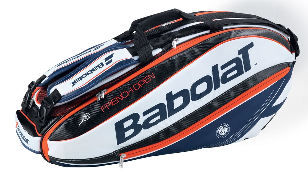 Tenisový bag Babolat Pure Aero Racket Holder X6 French Open 2016